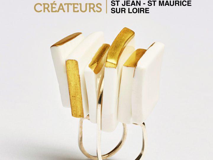 Exposition Vente | Biennale des Bijoutiers Créateurs | St Jean St Maurice/Loire | du 24 au 26 novembre