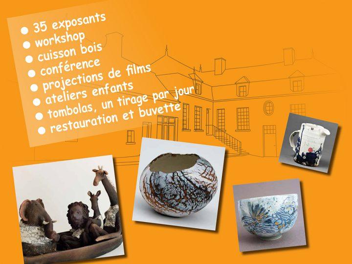 Festival de Céramique | Treigny | 12 et 13 août