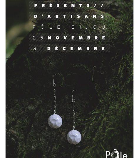 Présents d'artisans | Pôle Bijou Baccarat | du 25 novembre au 31 décembre