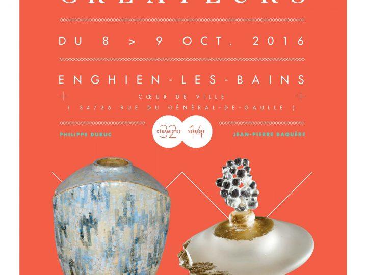 Exposition Vente Les Créateurs | Enghien les bains | 8 et 9 octobre