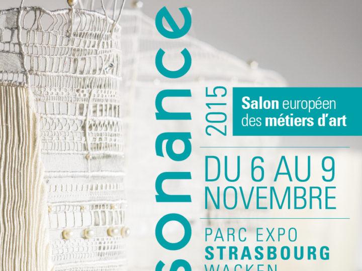 Salon Européen des Métiers d'Art Resonance[s] | Strasbourg