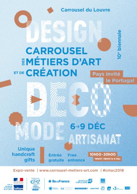 Carrousel des Métiers d'Art et de Création au Louvre cmac18