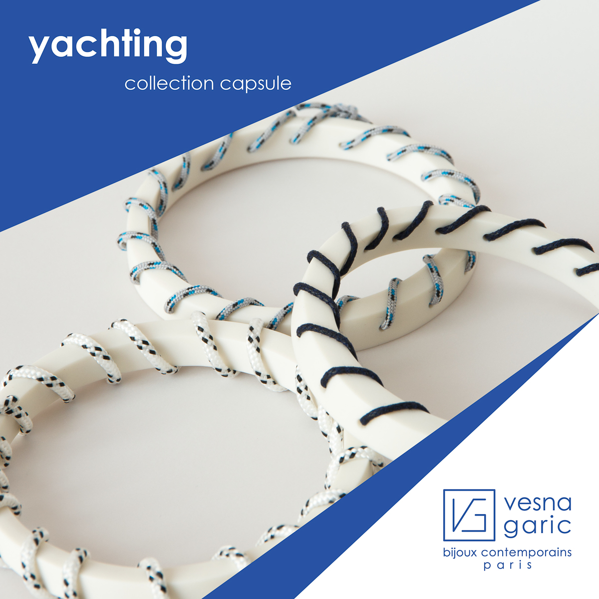 Bracelets Yachting