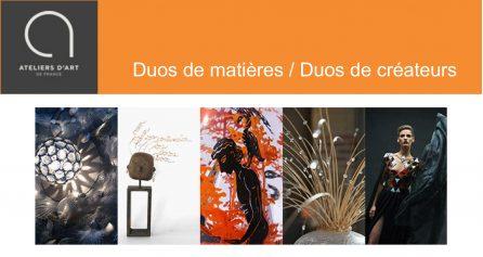 Exposition Duos de Matières | L'Atelier