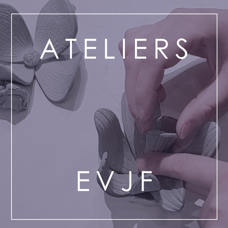 Vesna Garic Ateliers céramique EVJF