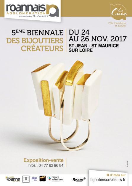Biennale des Bijoutiers Créateurs | St Jean St Maurice