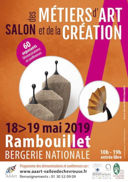 Salon des Métiers d'Art - Rambouillet - La Bergerie Nationale