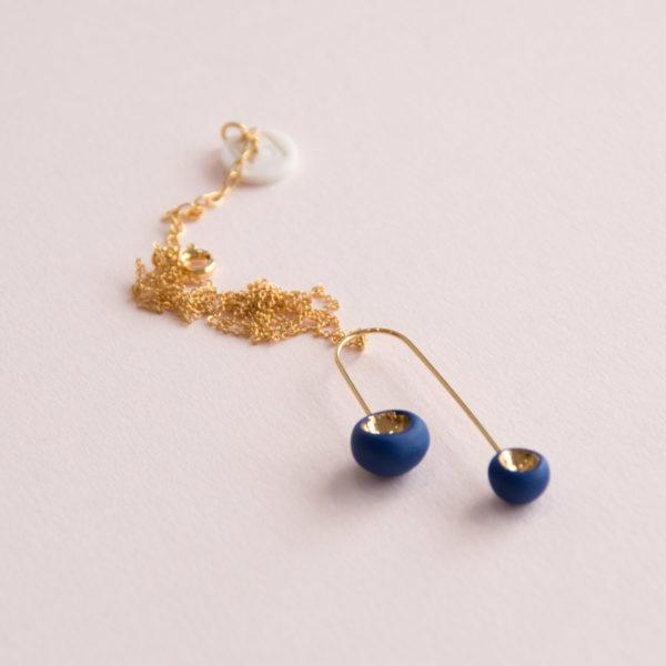 Pendentif-Mobile-Léger-Perle-Bleu-Or-Caldera