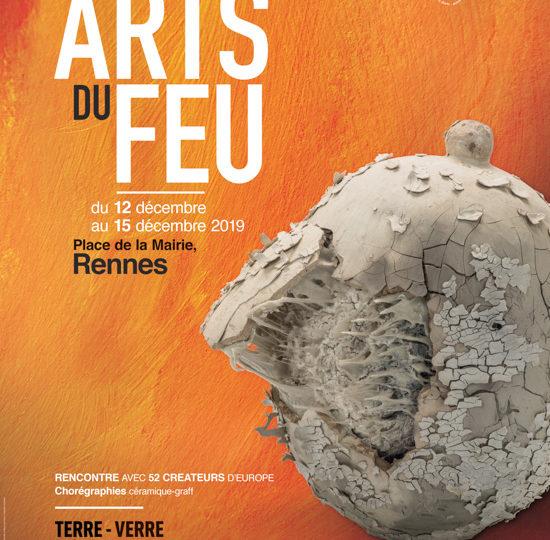 Les Arts du Feu | Rennes | du 12 au 15 décembre 2019
