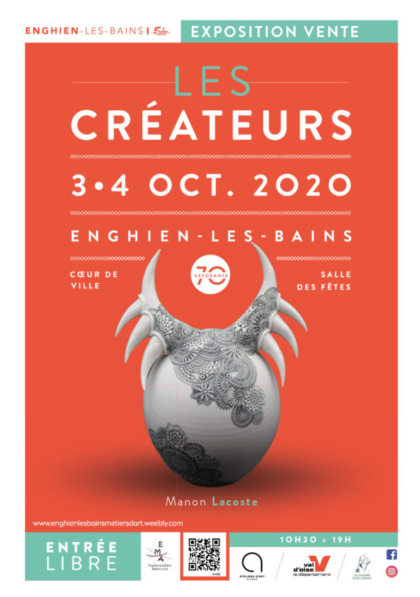 Flyer Les Créateurs Enghien