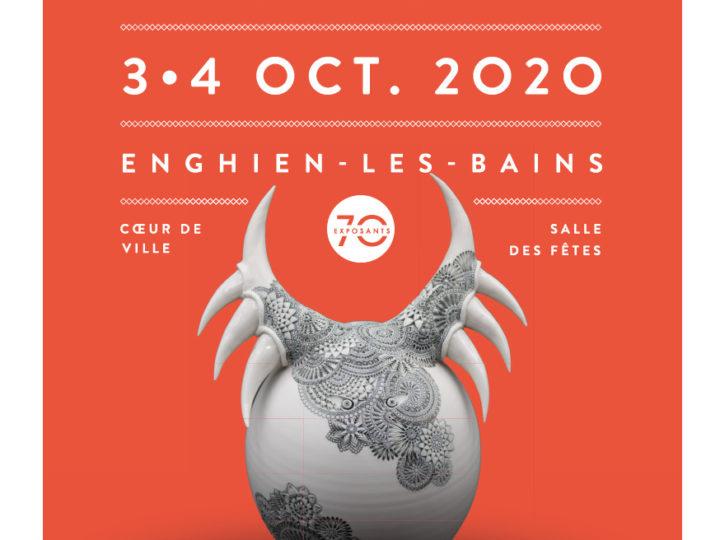 Salon Les Créateurs   Enghien-les-bains   3 et 4 octobre 2020