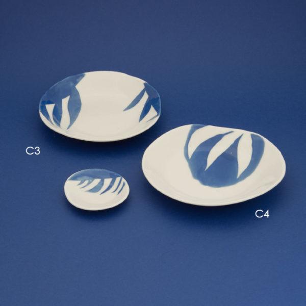 esna-Garic-Ceramique-Collecition-M-Coupelles-bleu-blanc