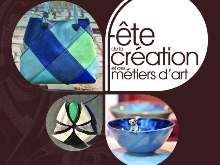 Fête de la Création et des Métiers d'Art   Saint-Jean de Beauregard   du 11 au 13 juin 2021