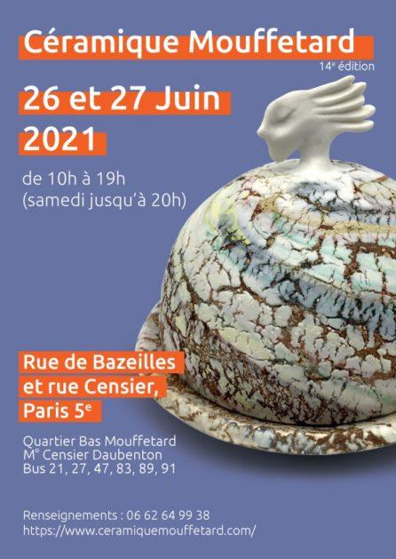 Festival Céramique Mouffetard